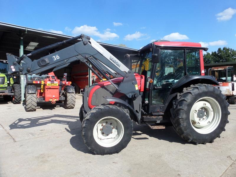 Valtra A93 AND LOADER