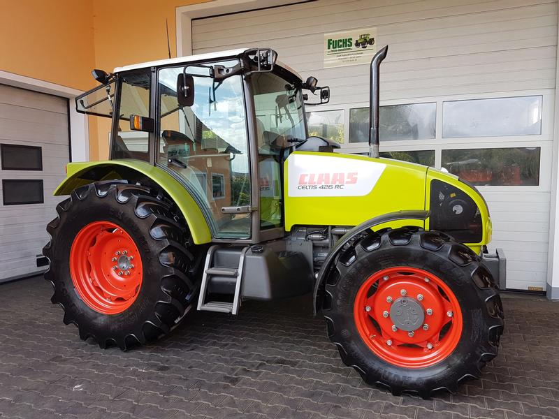 "Claas Celtis 426 RC ""Top-Zustand"""