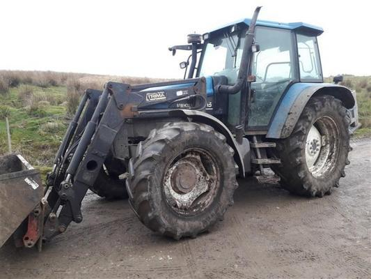 New Holland  115