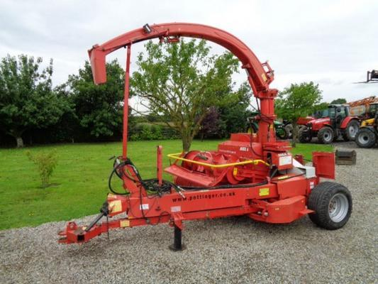 Other Used Pottinger Mex 6 Trailed Forager