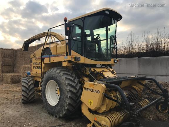 New Holland FX58 SPFH