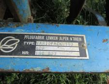 Lemken VARIOPAK 110 Furrow Press, 2 metre,