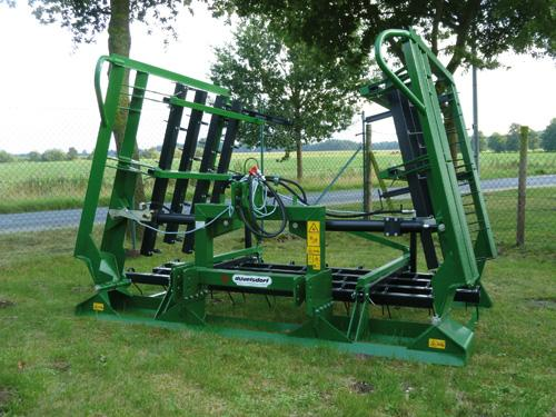 Düvelsdorf used düvelsdorf grass tines for sale tractorpool co uk