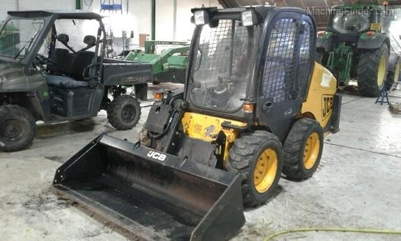 JCB 160 Skid Steer