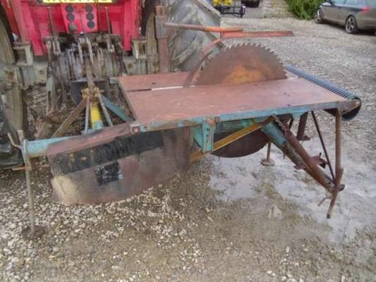Other Used McConnel Sawbench