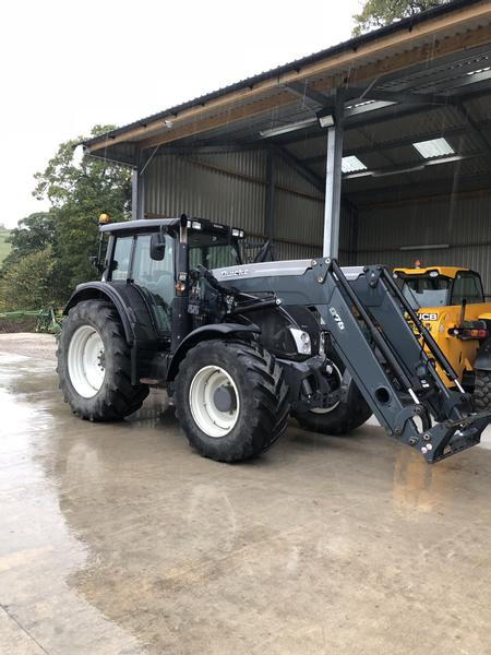 Valtra N163 Direct + Q76