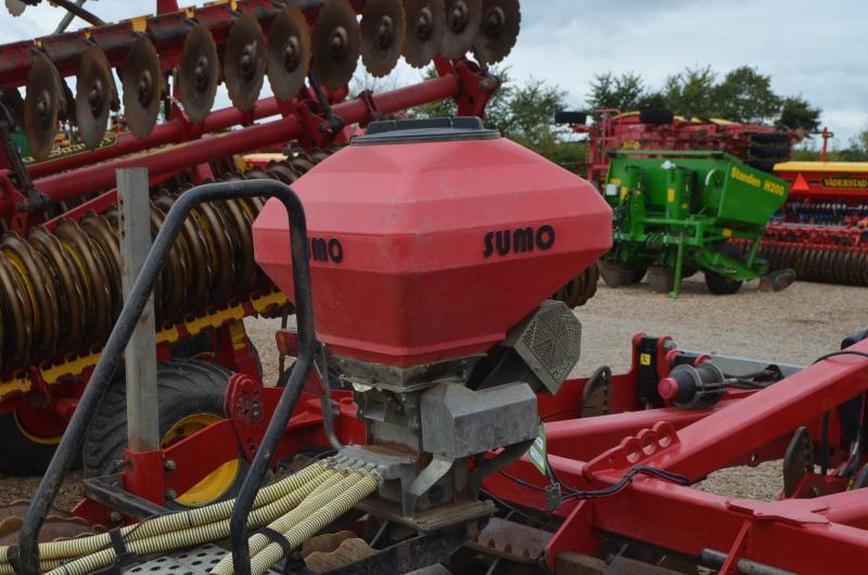 SUMO SEEDER for Cultivator 11011090