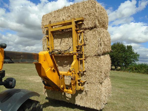 Big Bale Grabs For Sale