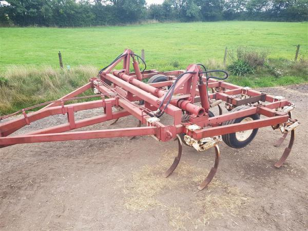 Wyberg Chisel Plough For Sale