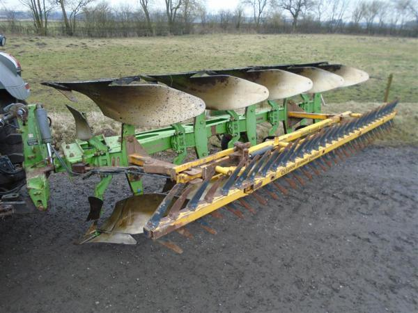 Dowdeswell DP120MA Plough For Sale