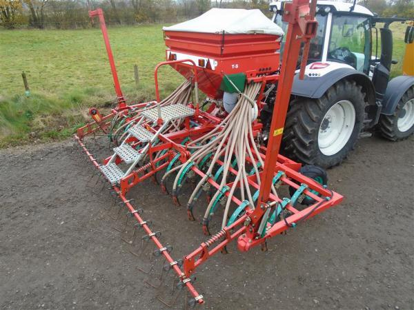 Accord TS500 Tine Seeder For Sale