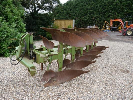 Dowdeswell  DP7 5+1 Plough