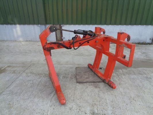 Used Browns Bale Squeezer