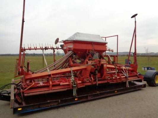 Used Lely/Accord 5M Combination C/w Trailer