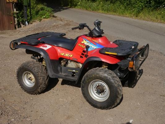 Polaris  Xplorer 500 4x4 Quad Bike