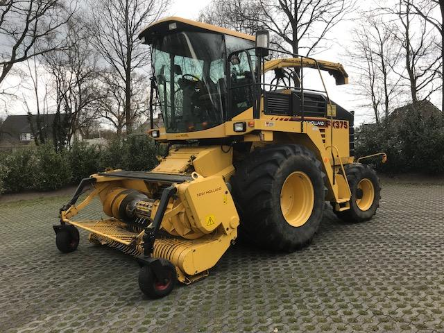 used new holland fx 375 self propelled forage harvesters for sale rh tractorpool co uk New Holland 140Tl Manuals New Holland Mower Manual