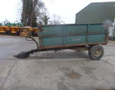 salop 6 TON TIPPPING TRAILER