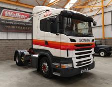 Scania R420 HIGHLINE EURO 5 (SCR) 6 X 2 TRACTOR UNIT - 2010 - SK60 GWL