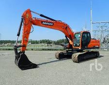 Used Doosan Construction machinery for sale - tractorpool co uk