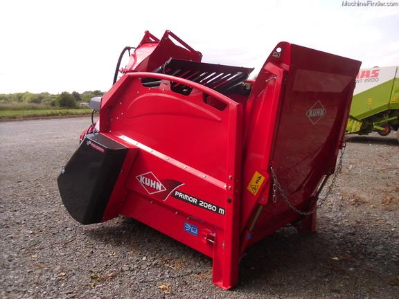 Kuhn Primor 2060 Straw Chopper/Feeder
