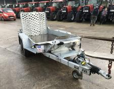 Ifor Williams GH94BT Beaver Tail Plant Trailer