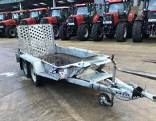 Ifor Williams GH94BT Plant Trailer