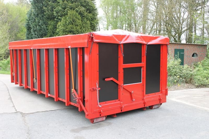 Agrofart Container