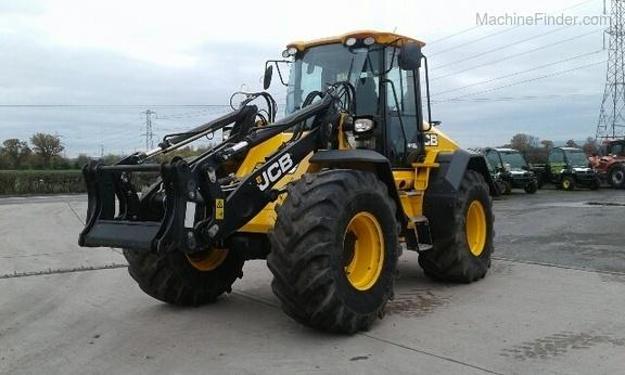 JCB 418S Loading Shovel