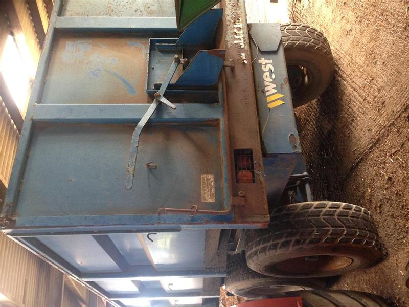 Other Harry West 10 Grain Trailer