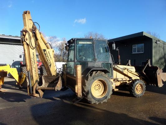 Ford  655C BACK HOE LOADER