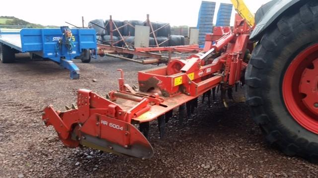 Other Kuhn 6m Power Harrow HR6004