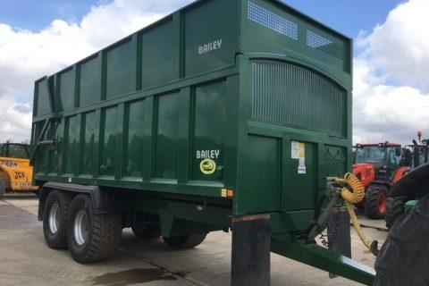 Bailey 16T MONO TRAILER WITH SILAGE KIT (2014)