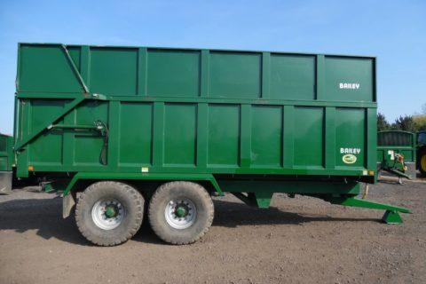 Bailey 16T MONO TRAILER WITH SILAGE KIT (2013)