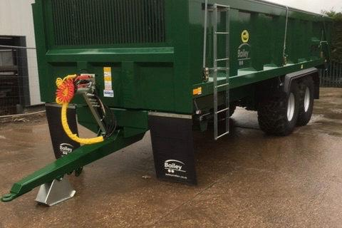 Bailey 16T ROOT EX HIRE TRAILER (2018)