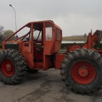 Used Timberjack Forestry tractors for sale - tractorpool co uk