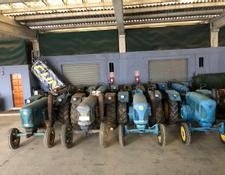 Lanz Bulldog 40(D4090) Lot 8 tractors