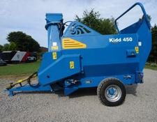 Kidd 450 Bale Shredder - £POA