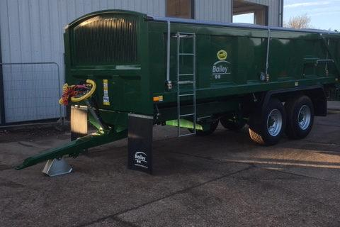 Bailey 14T ROOT TRAILER (EX HIRE) 2018