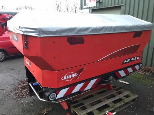Kuhn 8M003185 - New  Axis 40.2W Broadcaster
