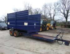 Foster 8 TONNE LOAD MASTER TIPPING TRAILER