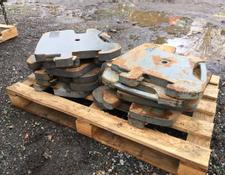 Sonstige Misc Front Chassis Weights