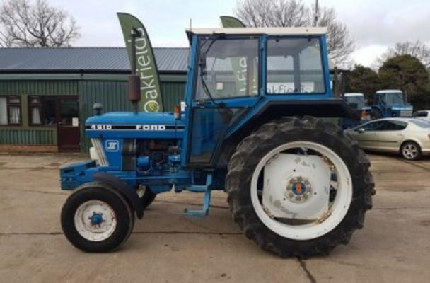 Other FORD 4610 LP 2WD TRACTOR