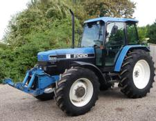 Ford 8340 SLE 4wd Tractor