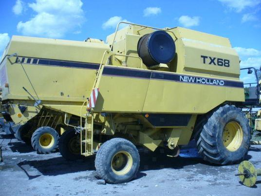 New Holland PIECES OCCASION POUR MOISSONNEUSE BATTEUSE TX68