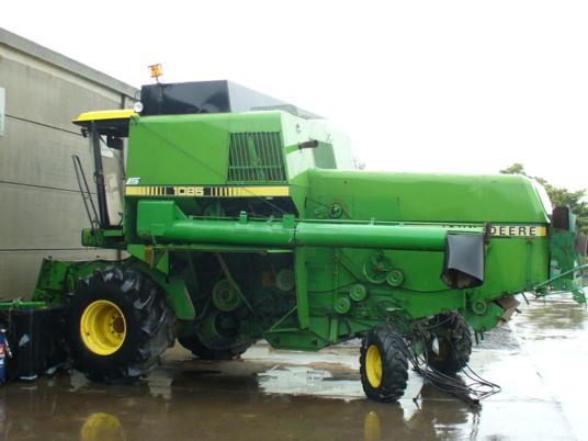 John Deere PIECES OCCASION  MOISSONNEUSE-BATTEUSE JOHN DEERE 1085