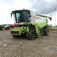 Used Claas Lexion 600 - tractorpool co uk