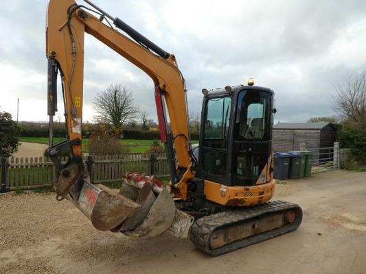 Case  CX50B TRACKED DIGGER