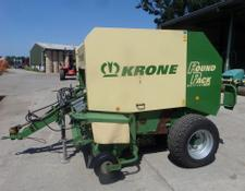 Krone 1250 ROUND PACK MULTI CUT BALER