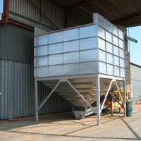 Used Grain bins and conveyor systems for sale - tractorpool