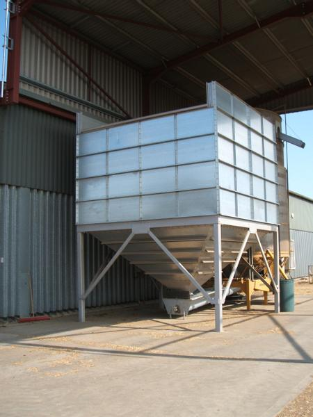Other NEW GRAIN HOPPERS 20-45 TONS